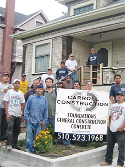 Carroll Construction Crew
